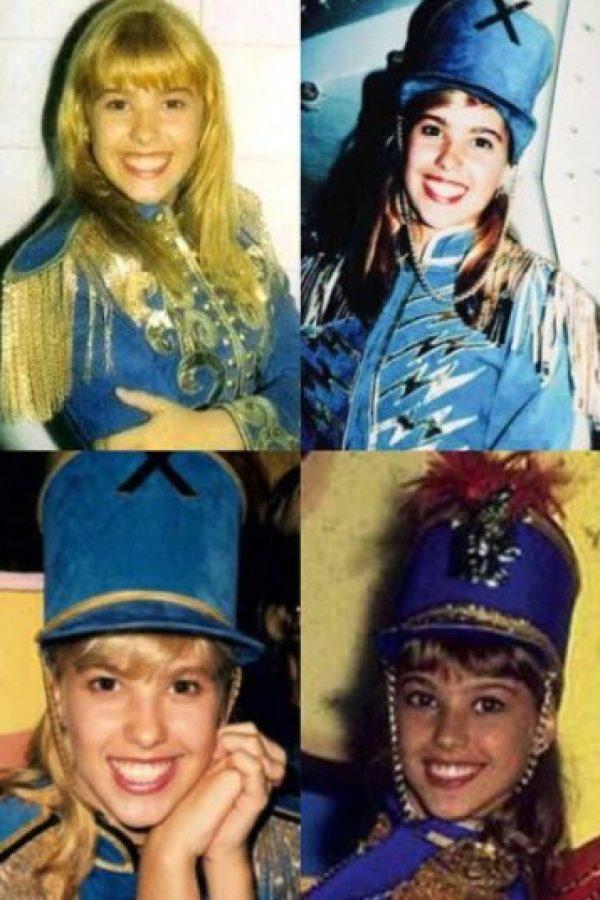 """Roberta Cipriani fue la """"paquita"""" más longeva, pues duró siete años con 11 meses en el programa. Foto:vía instagram.com/aspaquitas"""