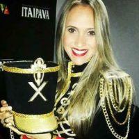 Luego del show se convirtió en una estrella del cine y la televisión brasileña. Foto:vía facebook.com/priscila.couto