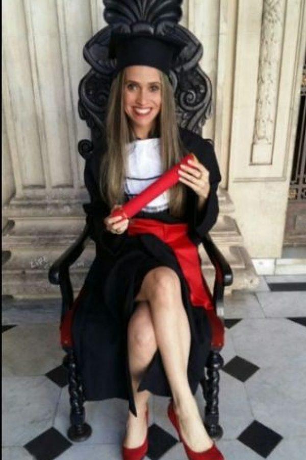 Actualmente sigue cantante y terminó la carrera de derecho. Foto:vía facebook.com/priscila.couto