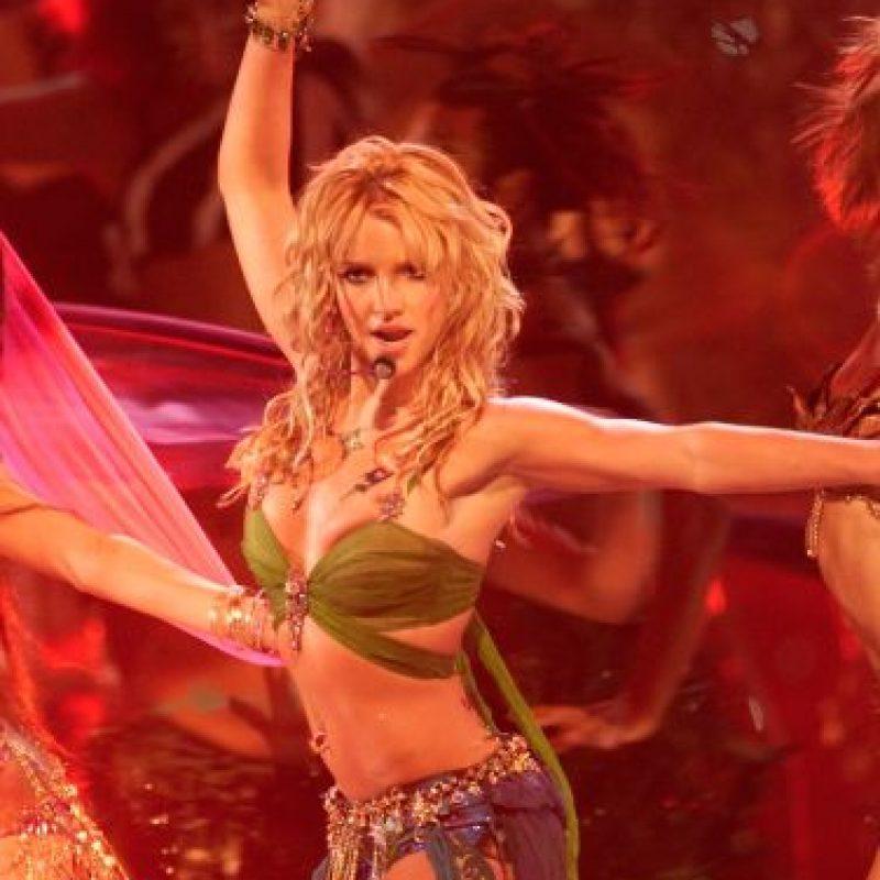 No es un misterio que Britney ya no luce tan espectacular como en sus años de gloria. Foto:Getty Images