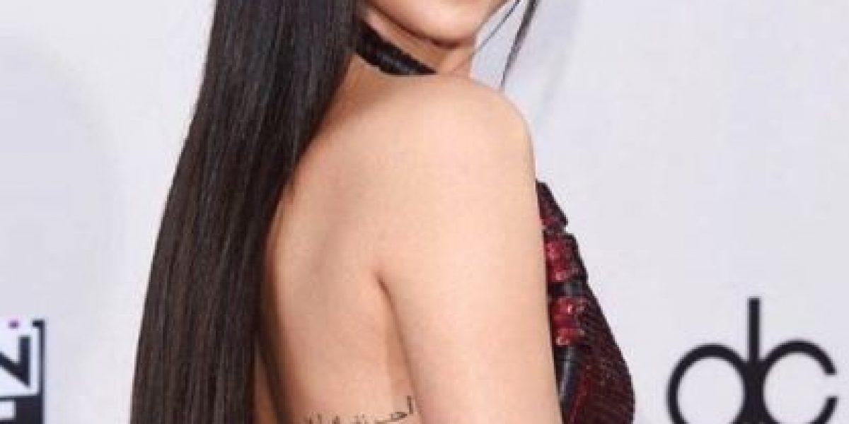 Sin ropa interior: Así se despide Selena Gómez del 2015