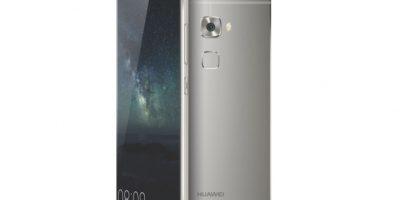 Huawei mates S Foto:Cortesía