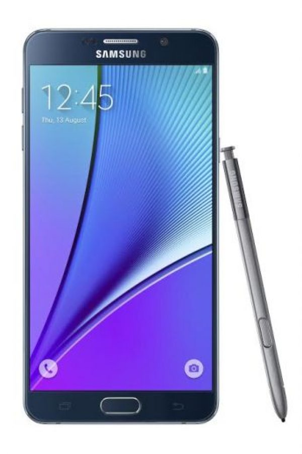 Samsung Galaxy Note 5 Foto:Cortesía