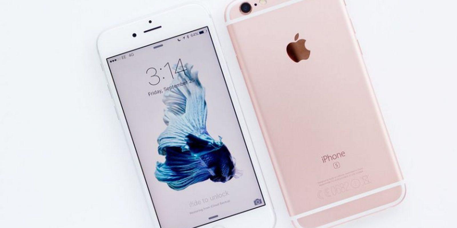 Iphone 6S Foto:apple.com
