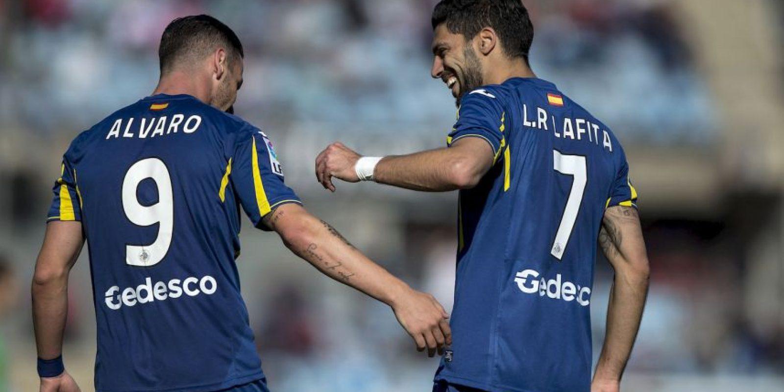 En tanto, el Getafe ocupa el sitio 13 de la Liga de España Foto:Getty Images