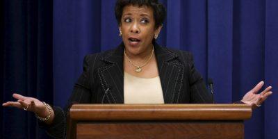 Loretta Lynch, fiscal de Estados Unidos, dio una lista de 16 nuevos inculpados Foto:Getty Images
