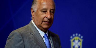 Brasileño, presidente de la Federación Brasileña de Fútbol (CBF) Foto:Getty Images