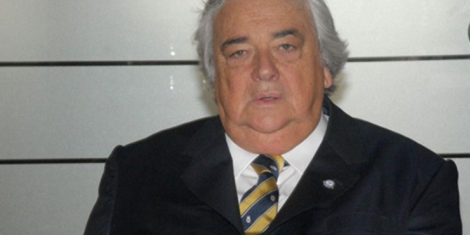 José Luis Meiszner. Foto:Getty Images