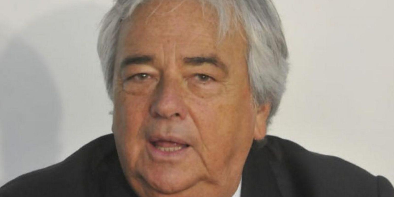 Argentino, ex presidente de Quilmes A.C y ex secretario general de Conmebol Foto:Getty Images