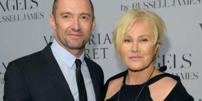 Está casada con Hugh Jackman desde 1996. Foto:vía Getty Images