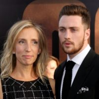 Aaron Taylor-Johnson y Sam Taylor – Johnson llevan juntos desde 2009. Foto: vía Getty Images