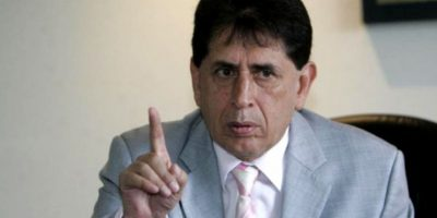 Brayan Jiménez. Guatemalteco, presidente de la Federación de Fútbol de Guatemala, con mandato hasta 2017 Foto:Getty Images