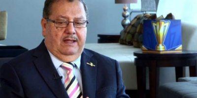 Rafael Salguero. Guatemalteco,ex vicepresidente de la Comisión de Asuntos Legales de la FIFA Foto:Getty Images