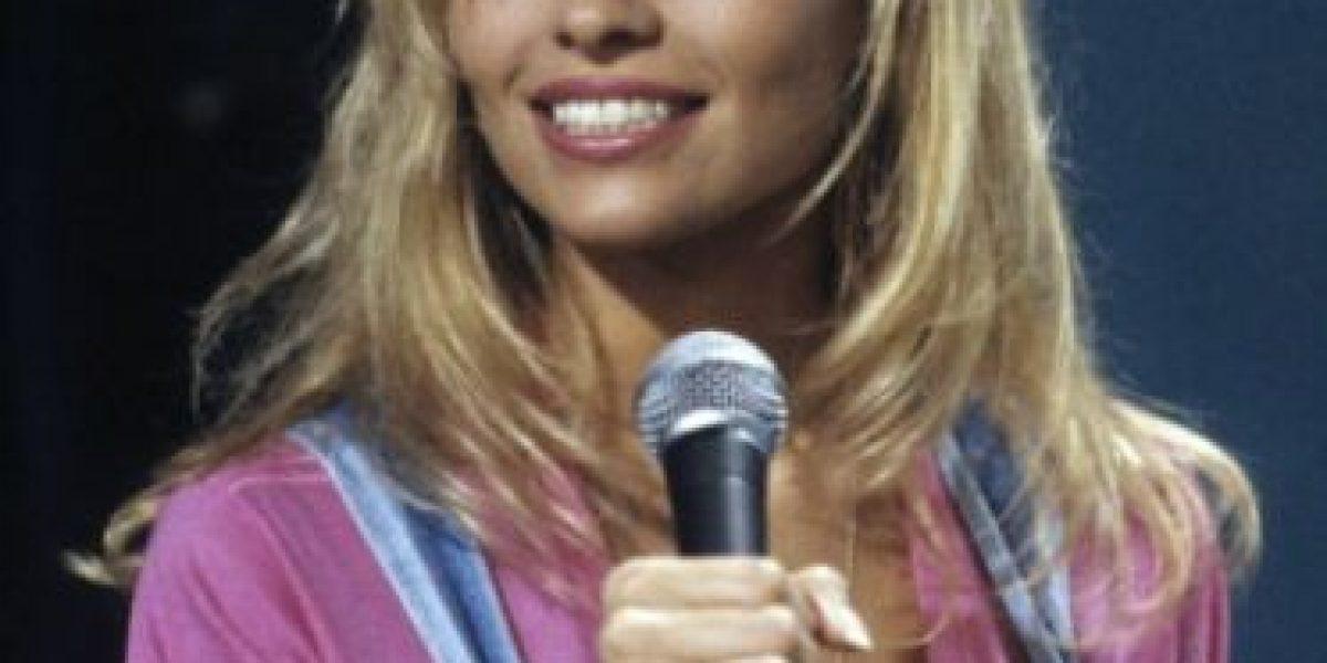 Fotos: Así cambió Pamela Anderson luego de 26 años de fama