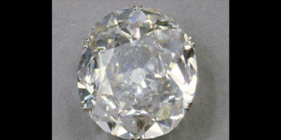 Así luce el diamante Koh-i-Noor de 105 quilates. Foto:Vía royal.gov.uk