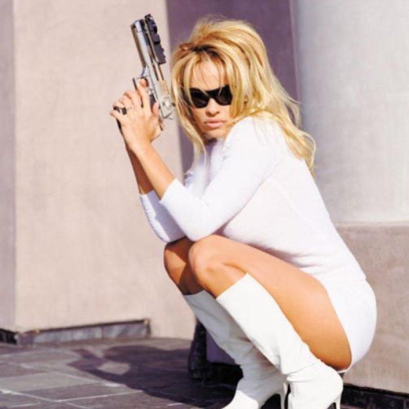 """De 1998 a 2002 estuvo en la serie """"V.I.P"""", donde se lució como actriz de comedia. Foto:vía Getty Images"""
