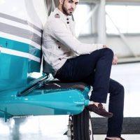 Porque además de guapo… Foto:Vía Instagram/@omarborkan