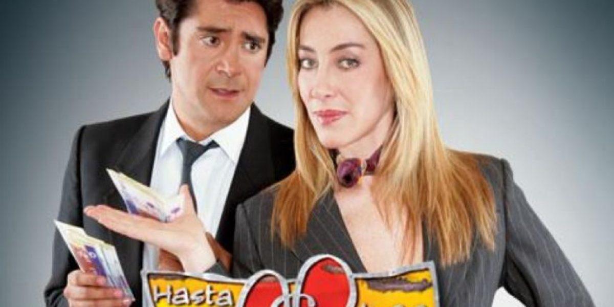 4 galanes de telenovela