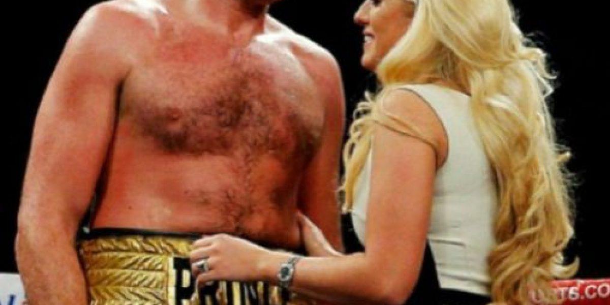 Paris Fury, la guapa pareja del nuevo rey de los Pesos Pesado del boxeo