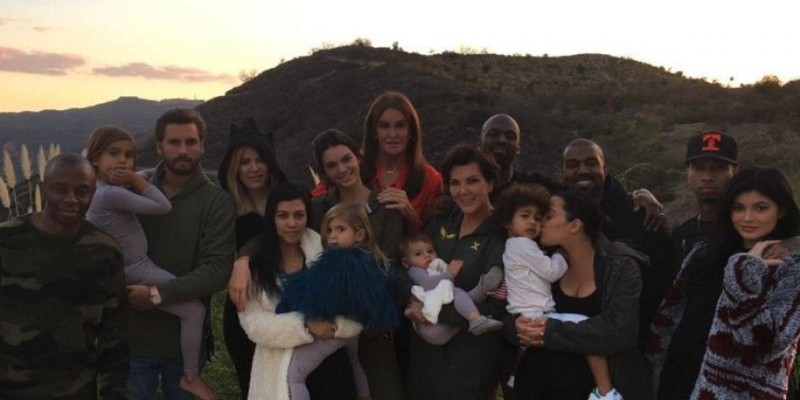 ¿Ahora todos son una familia?