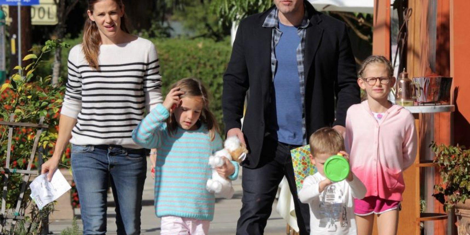 Y en los últimos meses se rumoró que habían regreso y que incluso Garner estaba embarazada. Foto:The Grosby Group