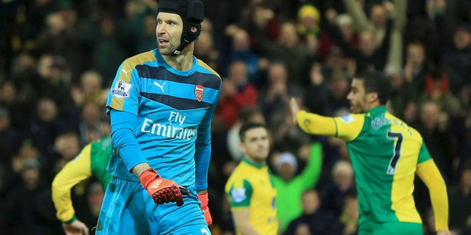 Se trata de Petr Cech Foto:Getty Images