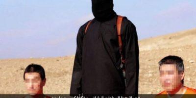 El militante protagonizó la mayoría de los videos de ejecuciones de EI, desde 2014. Foto:AFP