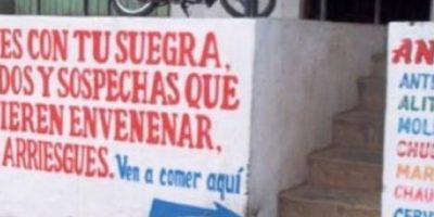 ¿Querrían comer aquí? Foto:vía Naquisimo.com