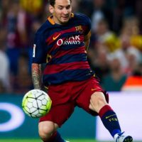3. Lionel Messi. Foto:Getty Images