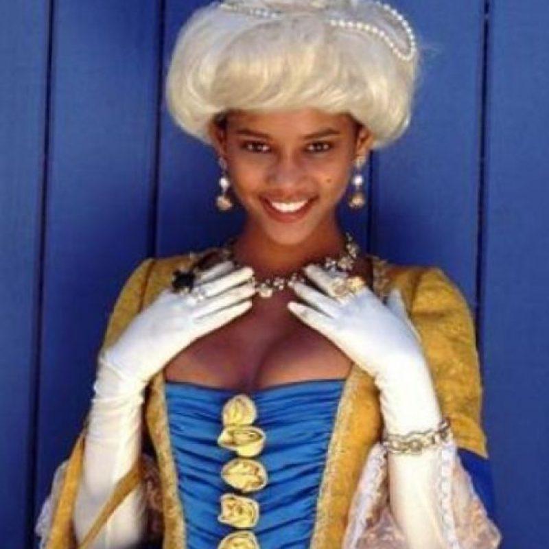 Xica Da Silva es la protagonista de la misma telenovela que lleva su nombre y que fue transmitida en 1996 por Rede Manchete. Fue interpretada por Taís Araujo. Foto:vía Rede Manchete