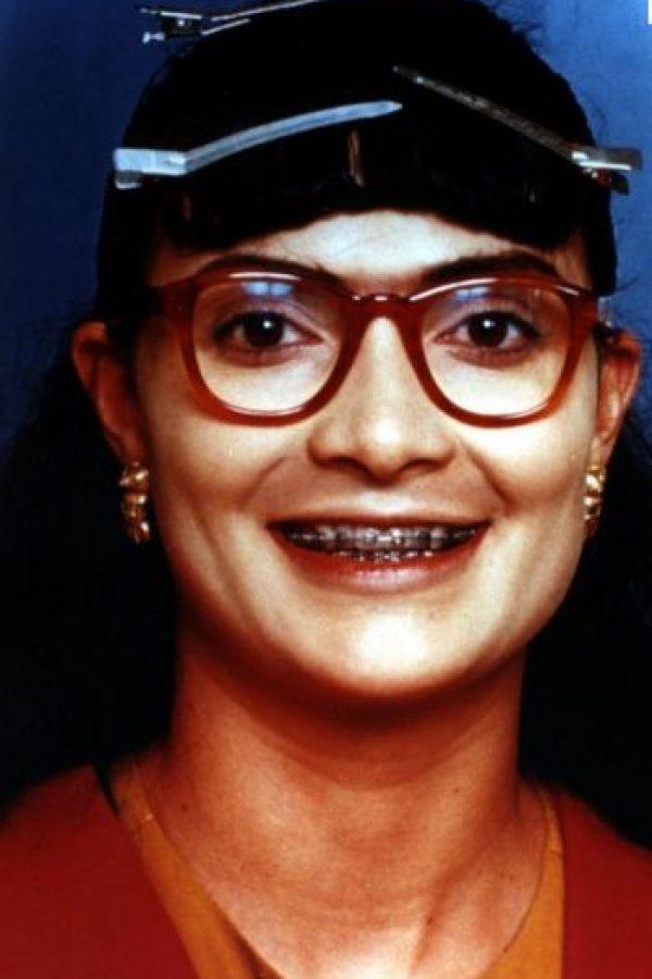"""Beatriz Pinzón Solano es la protagonista de """"Betty La Fea"""", interpretada por Ana María Orozco en 1999. Foto:vía RCN Televisión"""