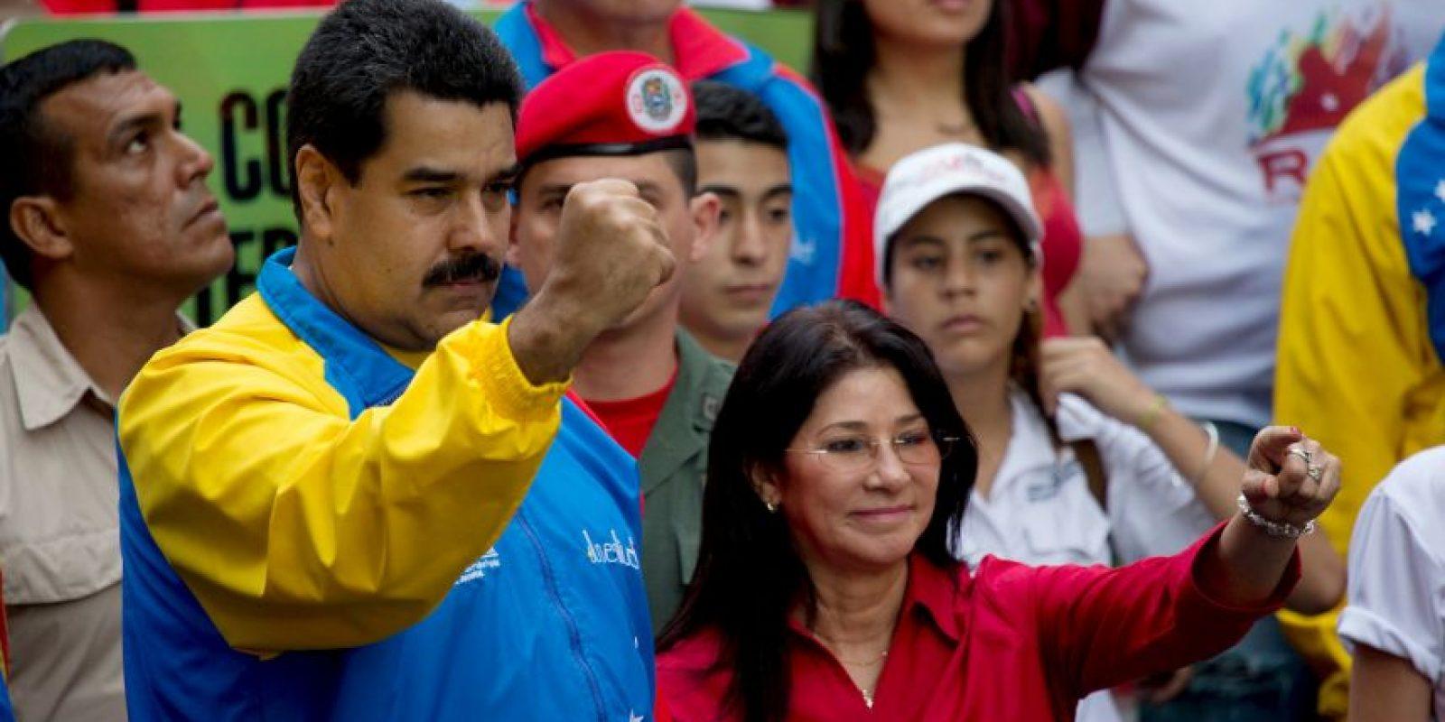 Este fin de semana, Venezuela llevará acabo elecciones legislativas. Foto:AP