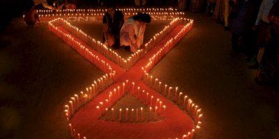 Día Mundial de la Lucha contra el Sida. Foto:AFP