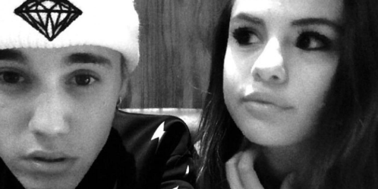 """""""Se trataba todo de nosotros dos"""", aseguró a esta publicación estadounidense. Foto:vía instagram.com/justinbieber"""