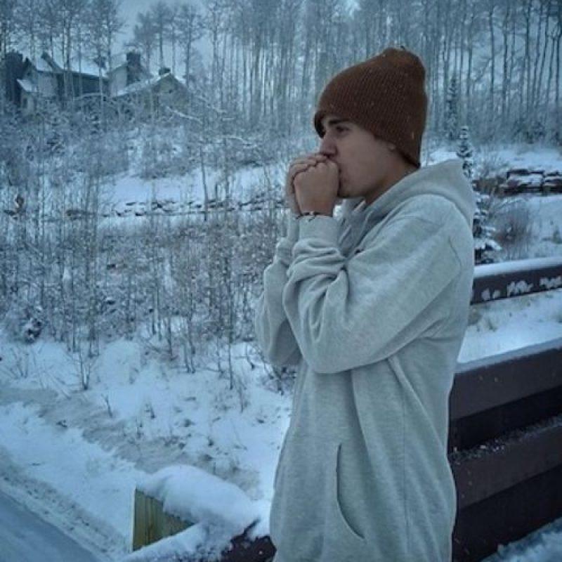 El joven de 21 años utilizó su cuenta de Instagram para compartir algunos de sus recuerdos con Selena Gómez. Foto:vía instagram.com/justinbieber