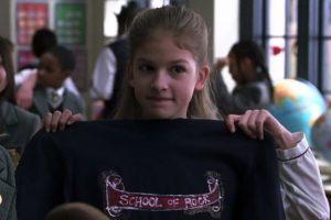 "Jordan-Claire Green fue ""Michelle"" una de las ""groupies"" Foto:Paramount Pictures"