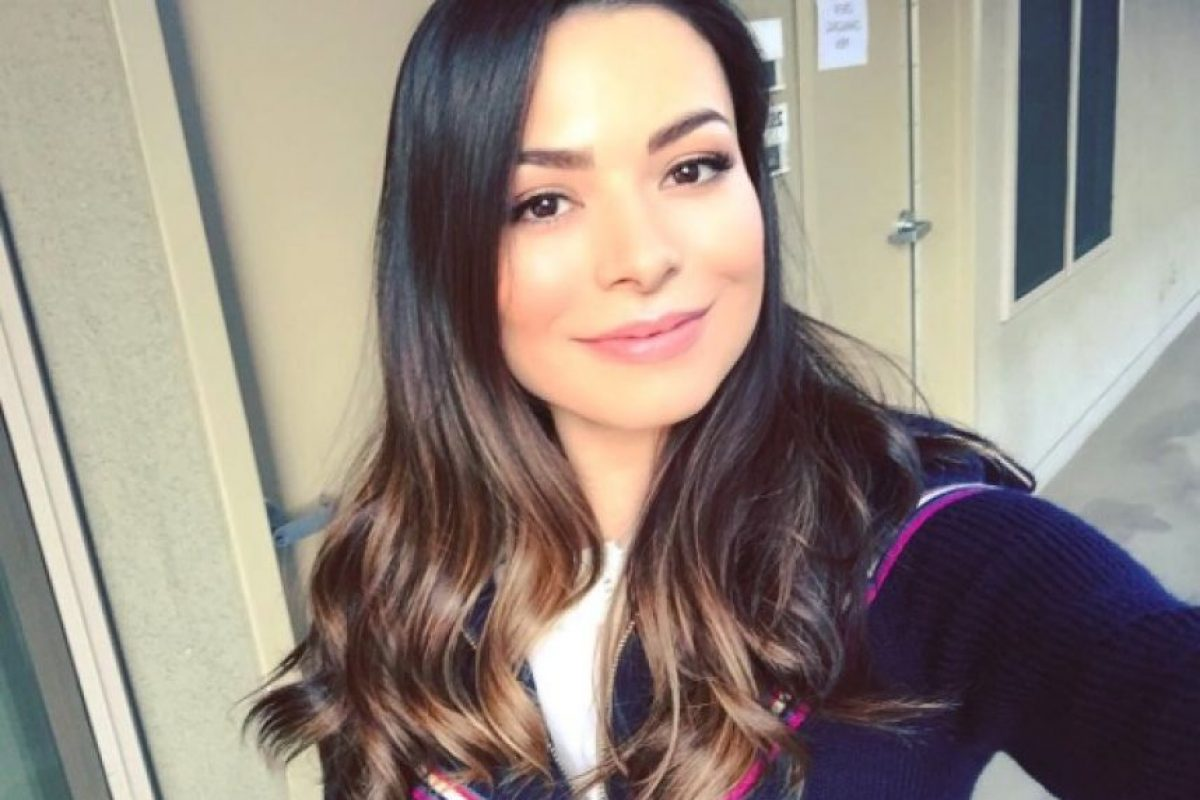 """La actriz es mas recordada por las series """"Drake y Josh"""" y """"iCarly"""" Foto:vía instagram.com/mirandacosgrove"""
