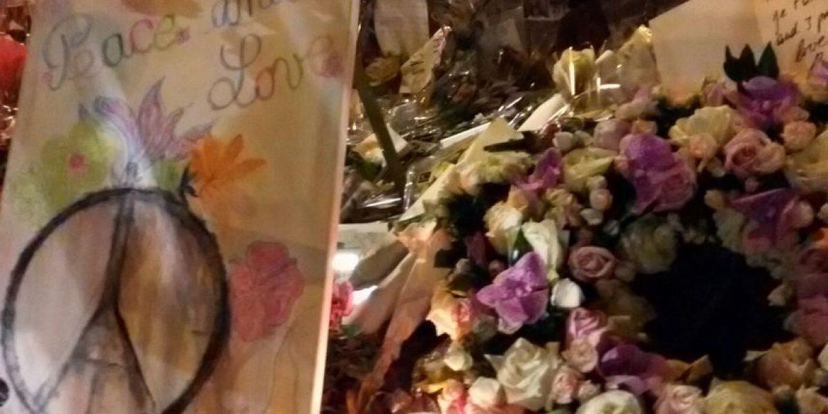 El epicentro de los atentados en Paris casi un mes después