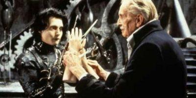 3. La película fue creada a partir de un dibujo que Tim Burton, el creador, cuando era adolescente. Foto:20th Century Fox