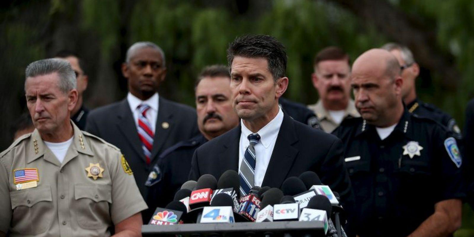 Las autoridades analizan el caso como terrorismo. Foto:AFP