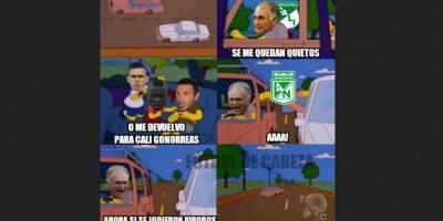 Foto:Tomado del Facebook 'Fútbol de Cabeza'.
