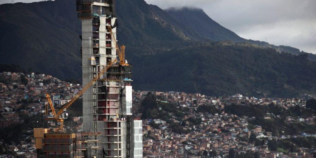 Fotorreportaje: así se ve Bogotá desde la Torre Colpatria