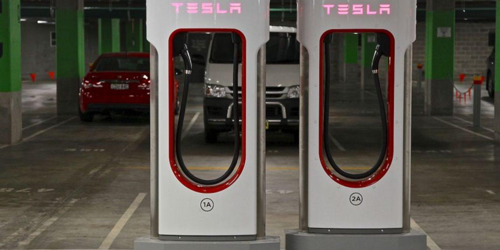 ¿Cuándo tendremos ciudades con automóviles 100% eléctricos? Foto:Getty Images