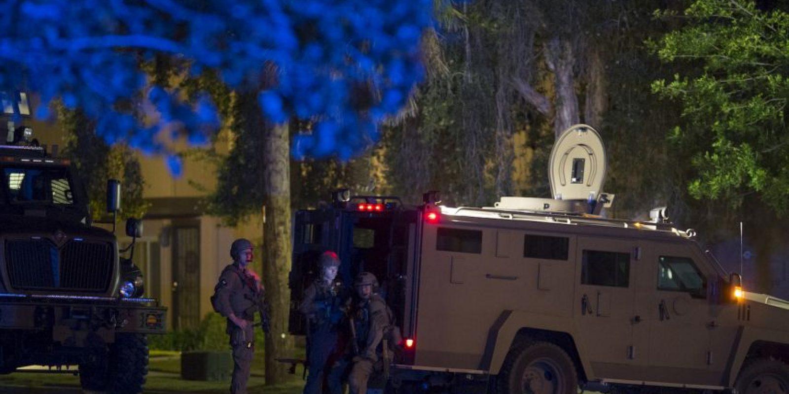 Simpatizantes del grupo terroristas celebraron la masacre a través de sus redes sociales. Foto:Getty Images