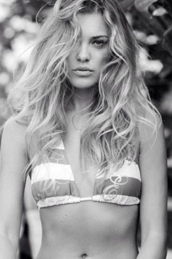 Fue influenciada a posar para Playboy como parte de su deseo de establecerse en Estados Unidos. Foto:instagram.com/kristygarett/