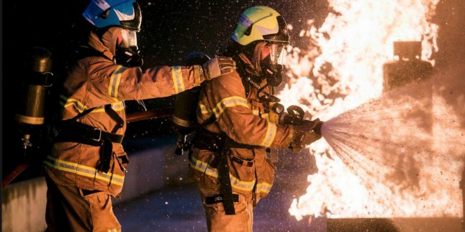 Los bomberos fueron solicitados cerca de las 18:30 tiempo local. Foto:Vía facebook.com/Melbourne.MFB