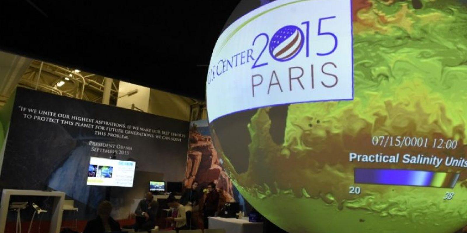 Más de una decena de países se comprometieron a hacer un cambio en África. Foto:AFP