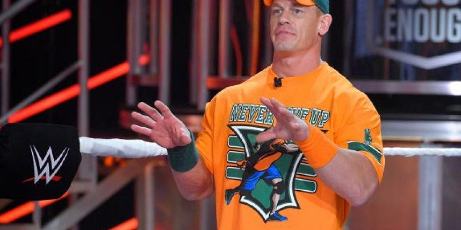 1. John Cena Foto: Getty Images