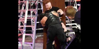 ¿Quién fue el vencedor? Podrán saberlo en el video. Foto:WWE