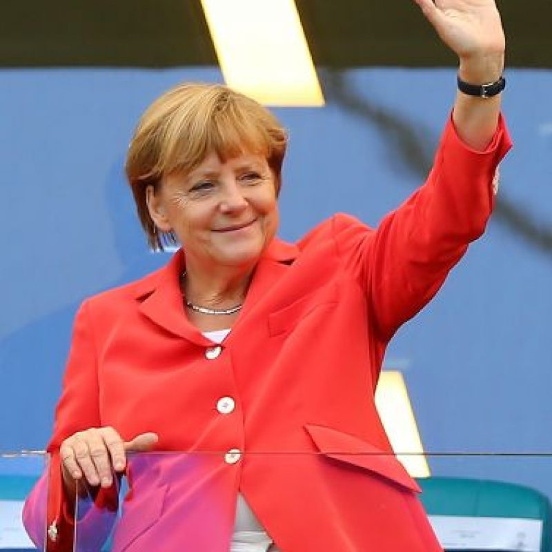 Angela Merkel Foto: Getty Images